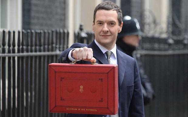 Chancellor Has Long Term Plan for Budget Speech 2015