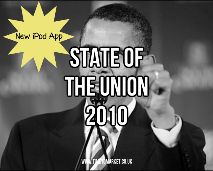 State Of The Union Speech