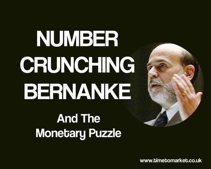Ben Bernanke speech
