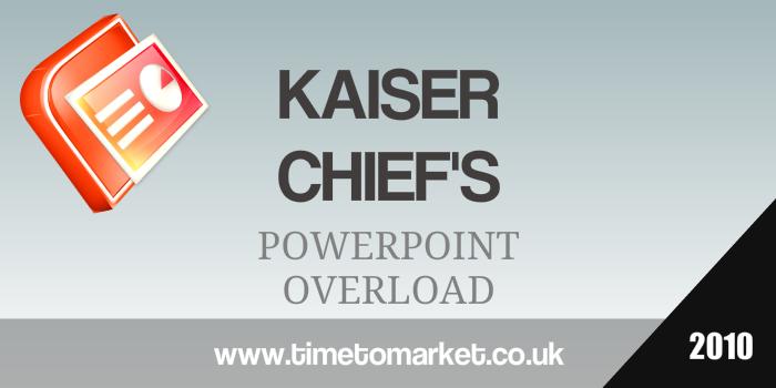 PowerPoint overload