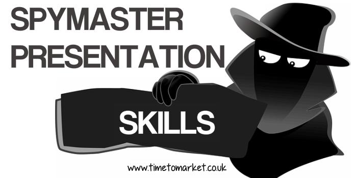 Spymaster powerpoint skills