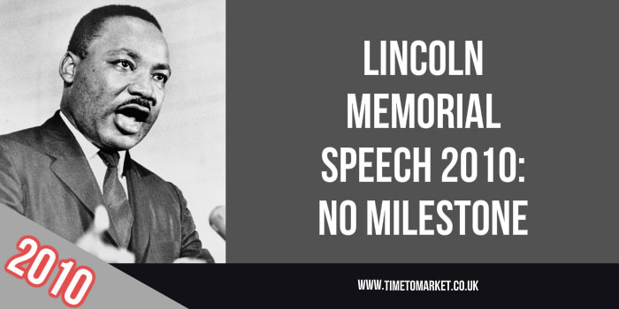 Lincoln memorial speech