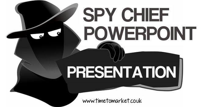 Spy Chief PowerPoint Presentation