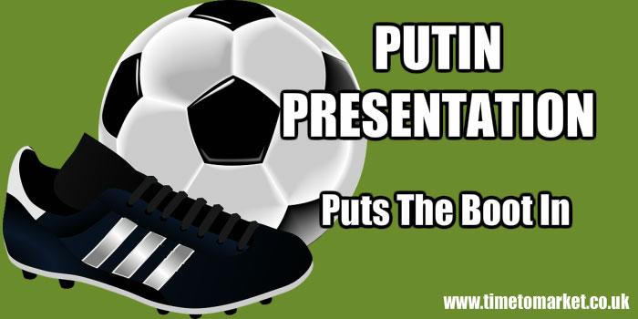 Putin presentation