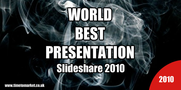 World best presentation