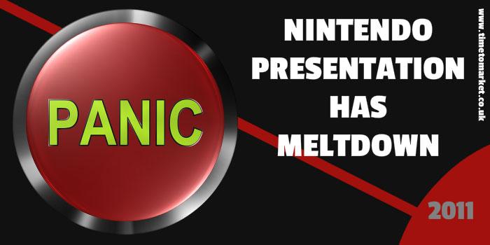 Nintendo presentation