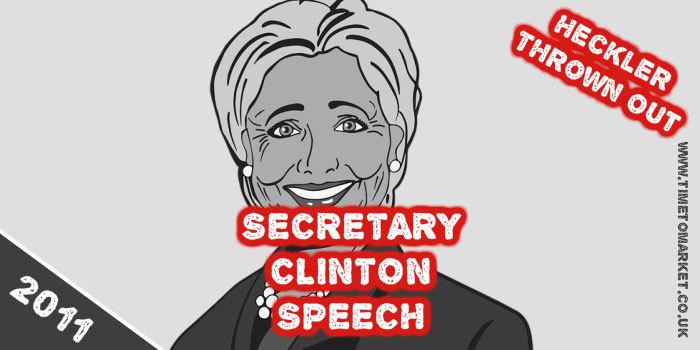 Secretary Clinton Speech