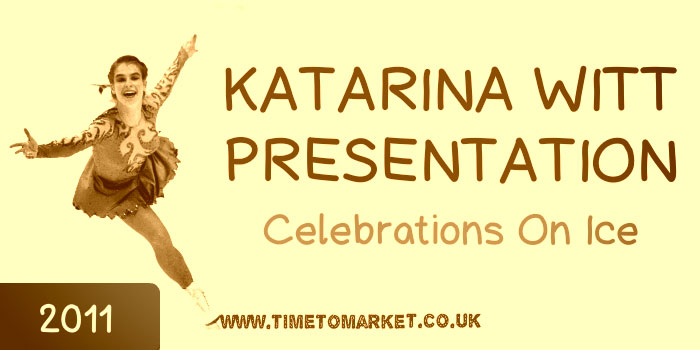 katarina Witt presentation