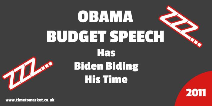 Obama budget speech