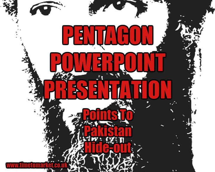 Pentagon PowerPoint presentation