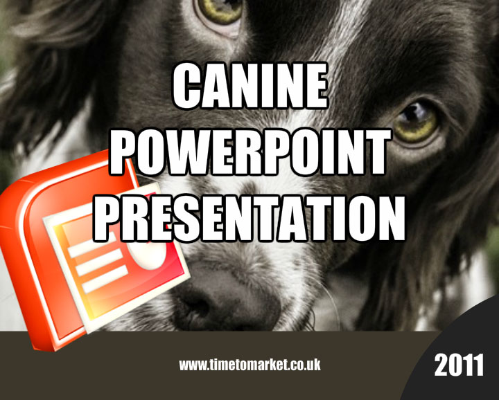 Canine PowerPoint presentation