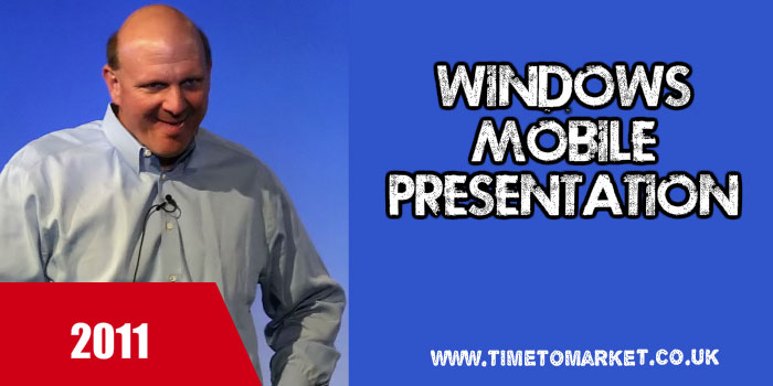 Windows Mobile Presentation