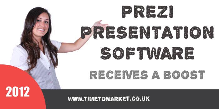 Prezi presentation software