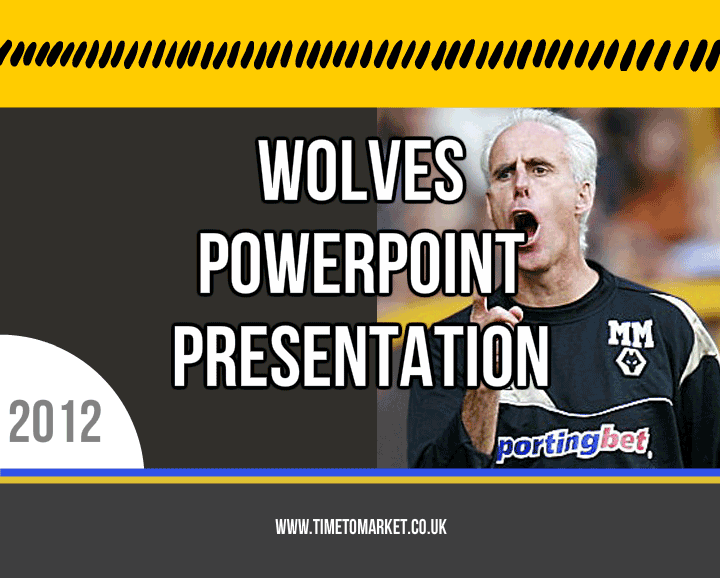 Wolves PowerPoint presentation