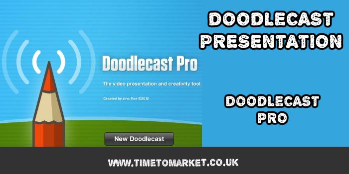Doodlecast presentation