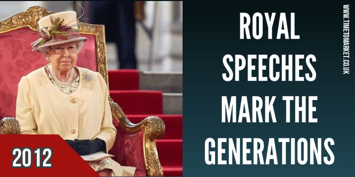 Royal speeches