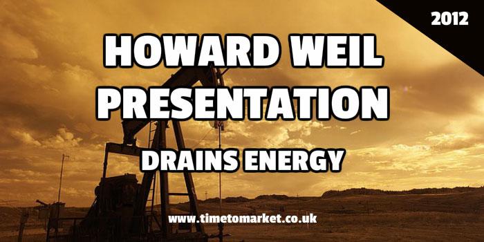 Howard Weil presentation
