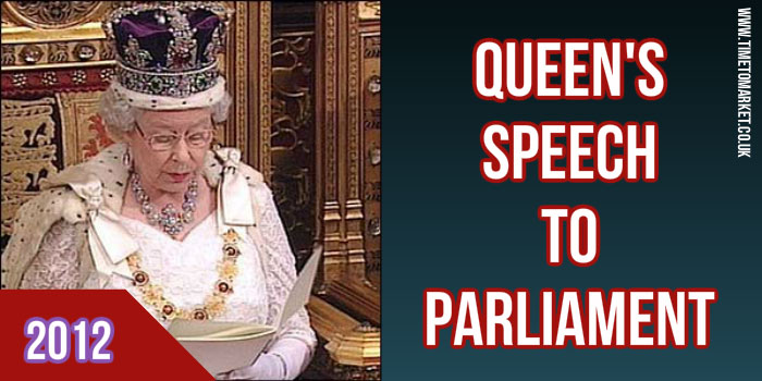 Queen's speech to parliament