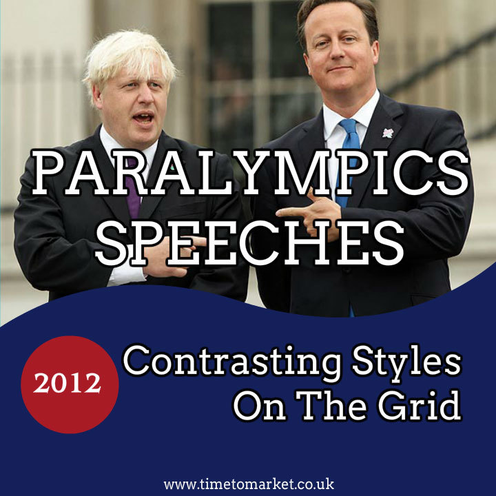 Paralympics Speeches