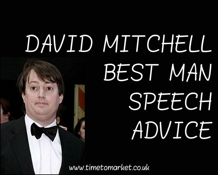 Mitchell Best Man Speech