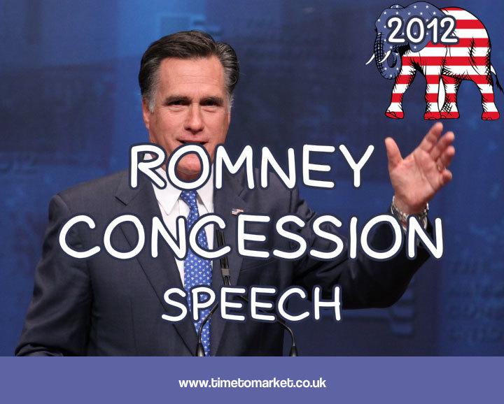 Concession speech