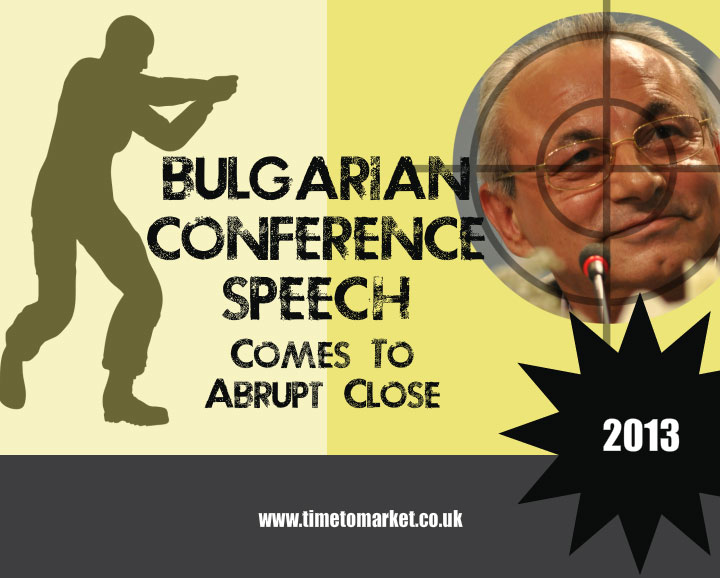 Bulgarian conference speech