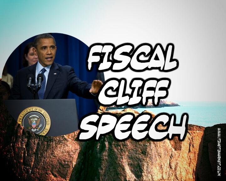 Fiscal cliff speech