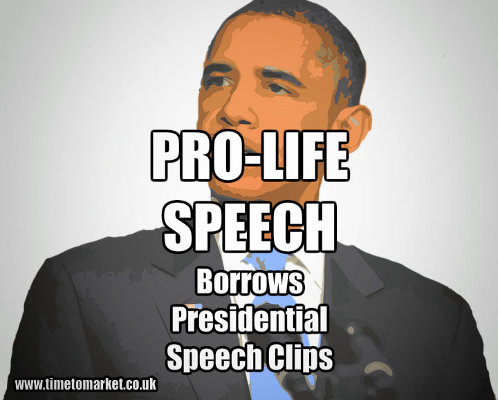 Pro-life speech