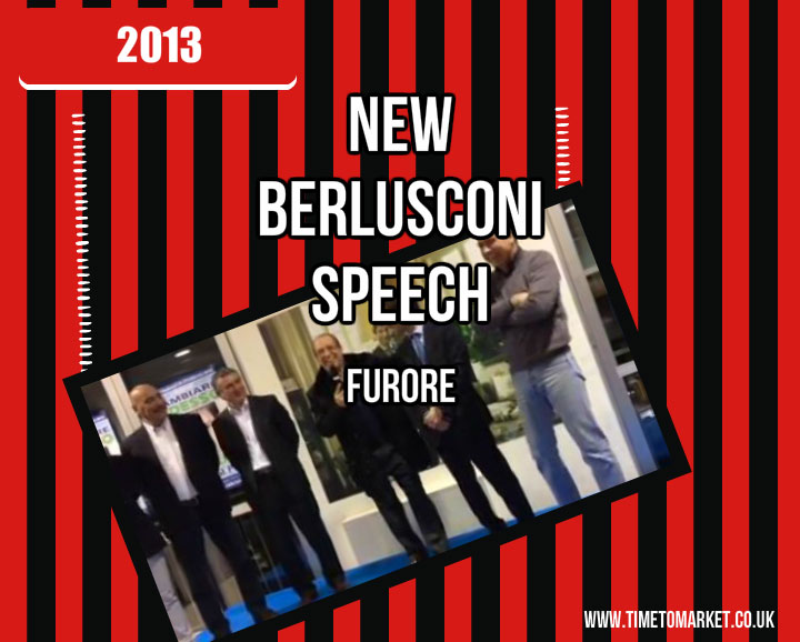New Berlusconi speech