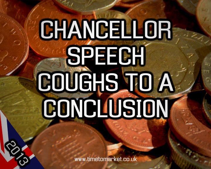 Chancellor speech
