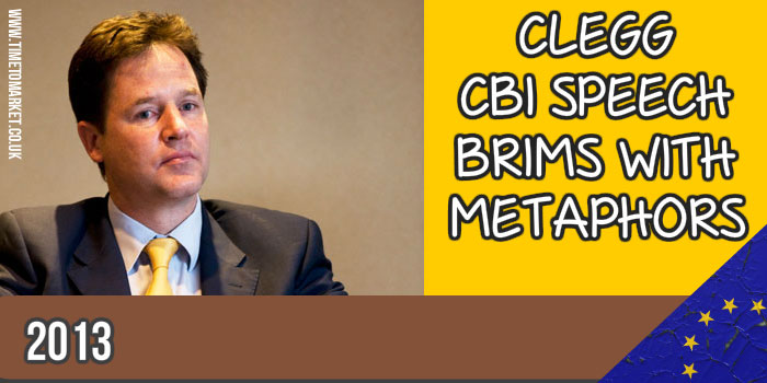 Clegg CBI speech