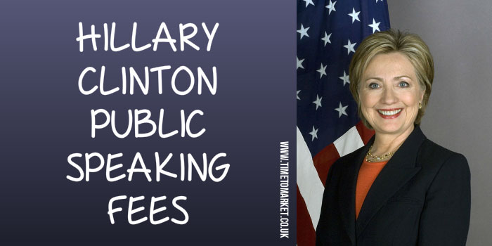 Hillary Clinton public speaking
