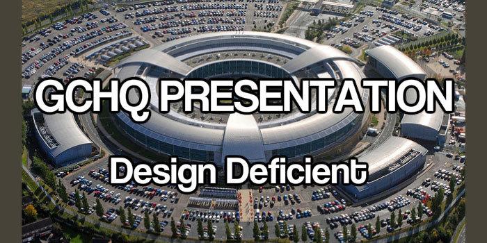 GCHQ presentation