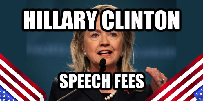 Hillary Clinton Speech Fees
