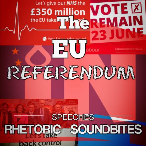 EU referendum speeches