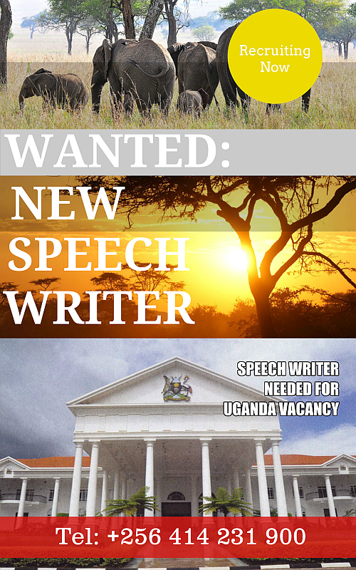 Uganda Speech Writer