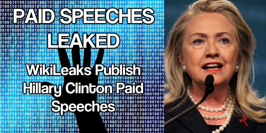 paid speeches