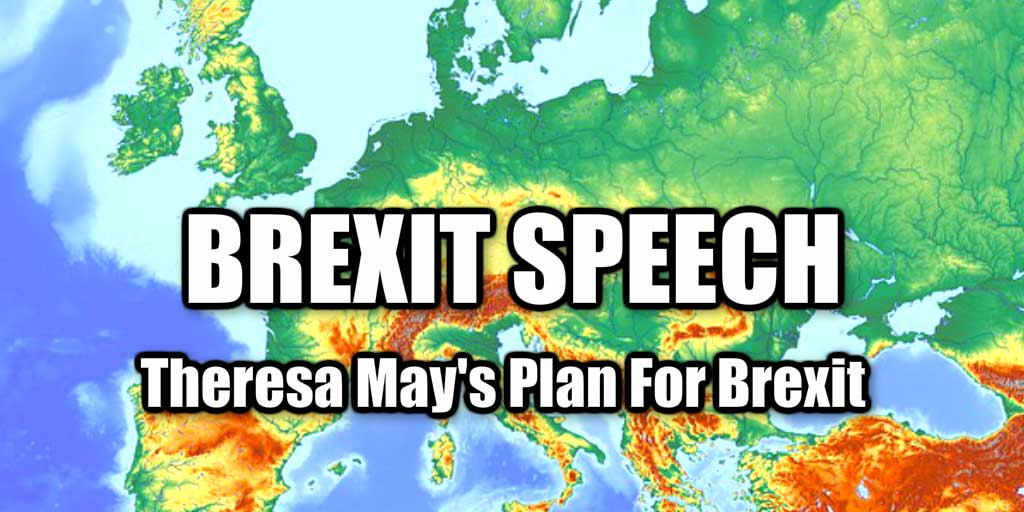 Brexit speech