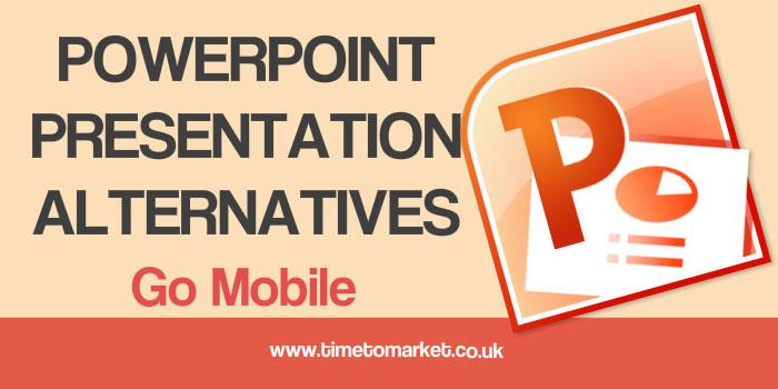 PowerPoint presentation alternatives