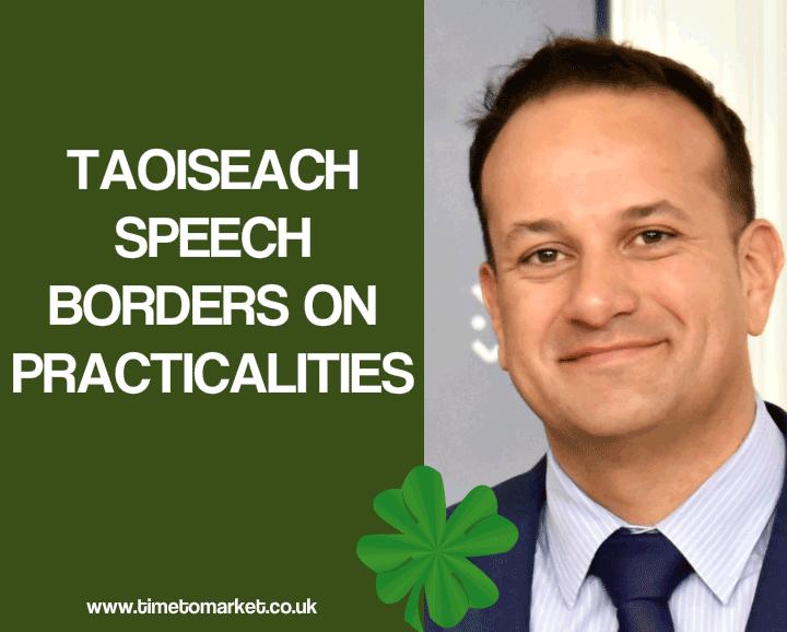 Taoiseach speech