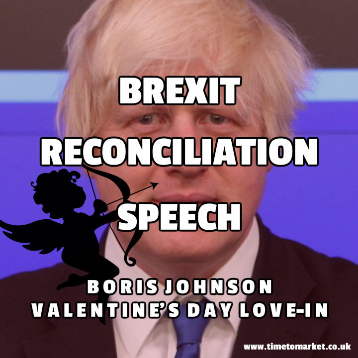 Brexit reconciliation speech