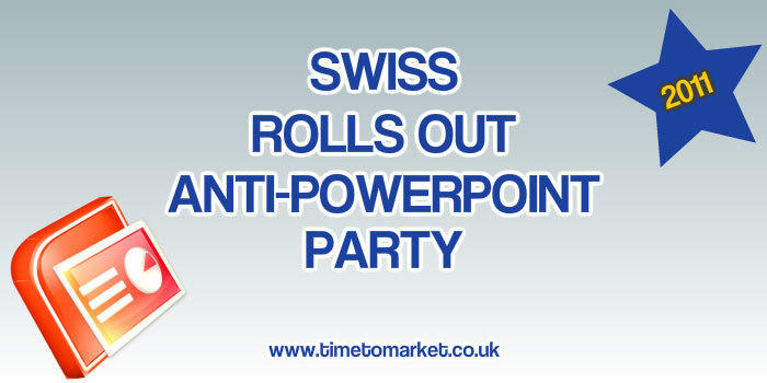 Anti-PowerPoint party