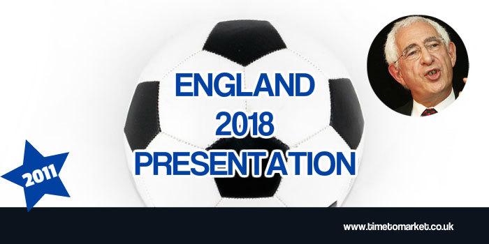 England 2018 Presentation