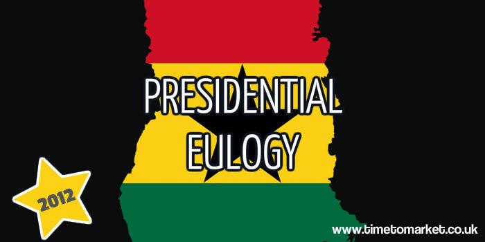 Presidential Eulogy