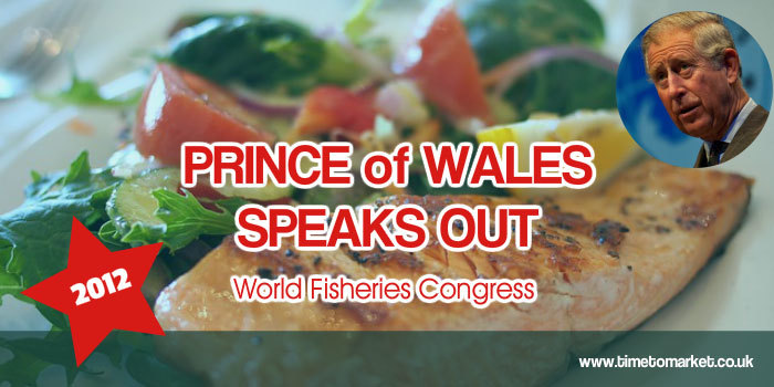 Prince of Wales Speaks Out