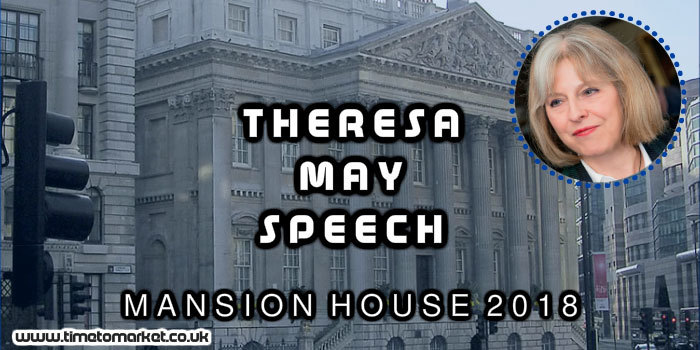 Theresa May Speech