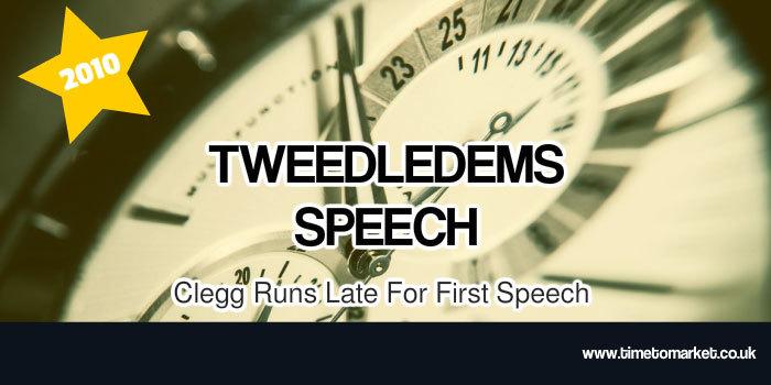 Tweedledems speech