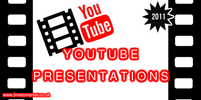 YouTube Presentations