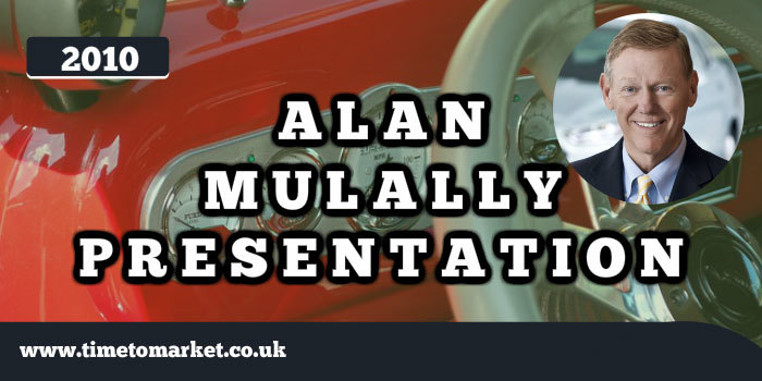 Alan Mulally Presentation