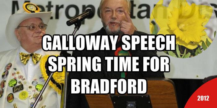 Galloway Speech